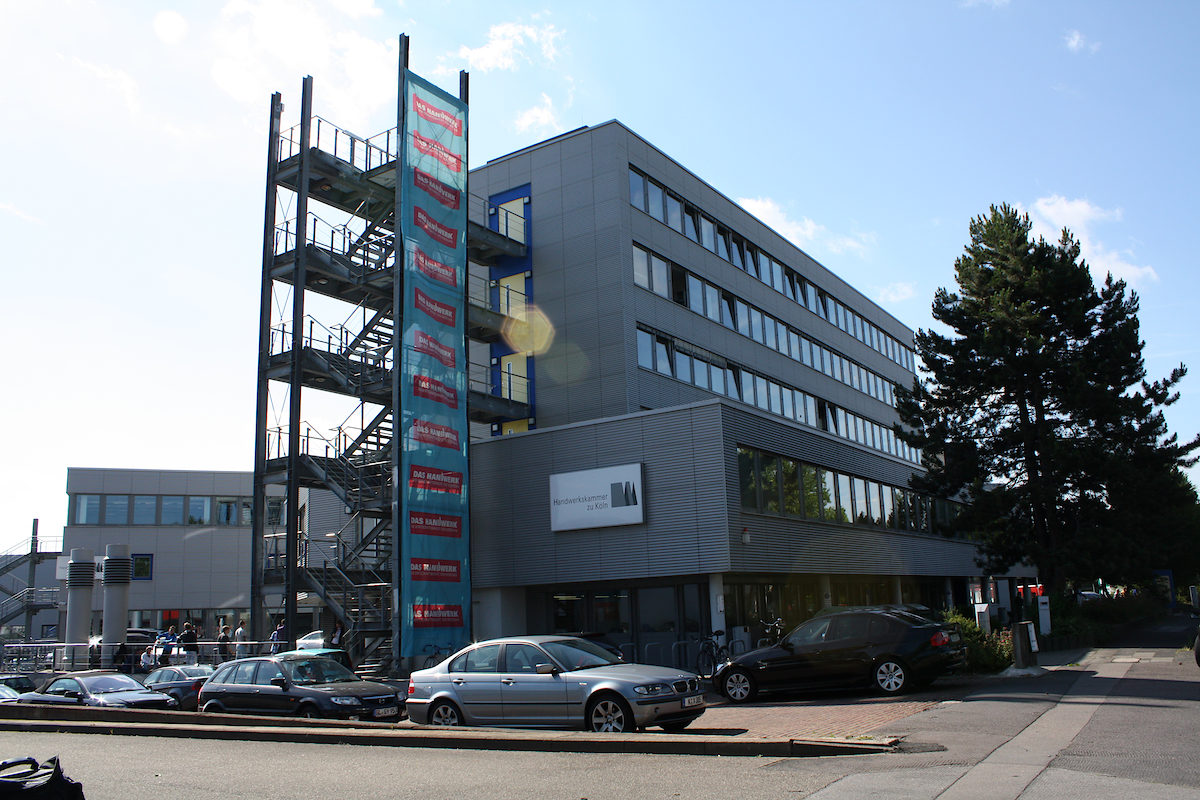 Fortbildungszentrum Köhlstraße Handwerkskammer Zu Köln